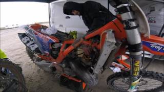 Loon-Plage France  City new picture : Training Loon-Plage Mx-KRB