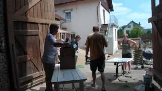 Friedrichsdorf Germany  city photo : 8-7-2010 Friedrichsdorf Germany Baby shower & cook out at Sonja