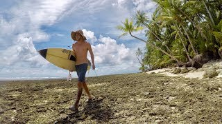 Remote Surf Safari, the Search is Real (Sailing Nandji) Ep 81