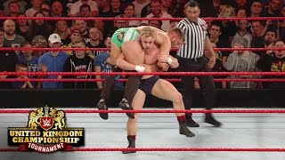 Nonton Tyler Bate counters Tucker's suicide dive: WWE United Kingdom Championship Tournament Film Subtitle Indonesia Streaming Movie Download