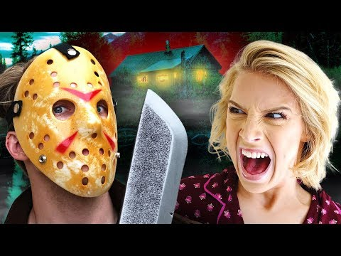IF SCARY MOVIES WERE REAL 3