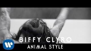 Biffy Clyro Animal Style rock music videos 2016