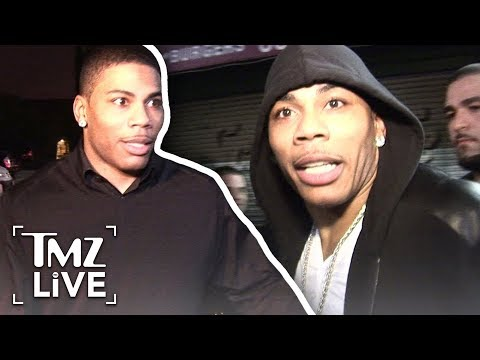 Nelly Under Investigation For Sexual Assault Again! | TMZ Live