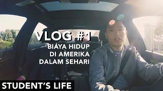 Video VLOG #1 BIAYA HIDUP DI AMERIKA (SAN FRANCISCO) DALAM SEHARI MP3, 3GP, MP4, WEBM, AVI, FLV Mei 2018