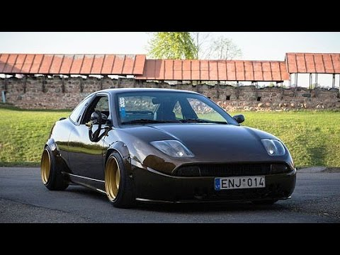 fiat coupe turbo 20v: l'anti-porsche
