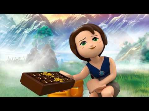 Конструктор Эмили Джонс и дракончик ветра - LEGO ELVES - фото № 4