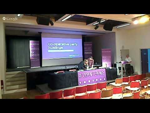 Co-operative Party Labour Leadership Hustings 2015