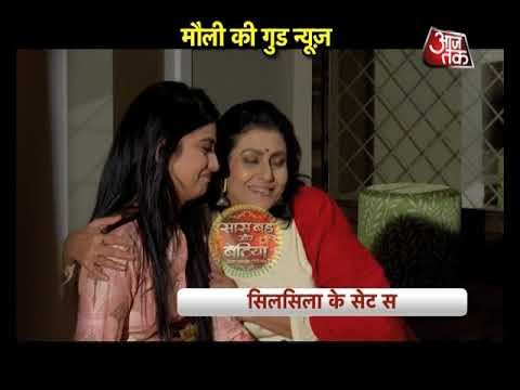 Silsila Badalte Rishton Ka: GOOD NEWS! Mauli PREGN