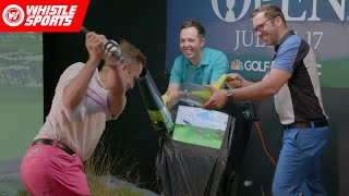 EXTREME Golf Simulator | The Open 2016