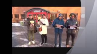 گزارش شیرزاد صفری در کمپ مشتا استکهلم - سوئد از پناهجوی دیپورتی علی اکبر محمدی30/12/2015