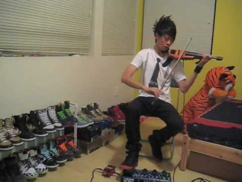 Jason Yang - I Gotta Feeling (VIOLIN COVER).