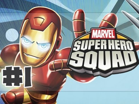 Marvel Super Hero Squad Playstation 2