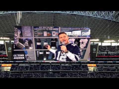Jeff K - Dallas Cowboys Digital Pro Shop