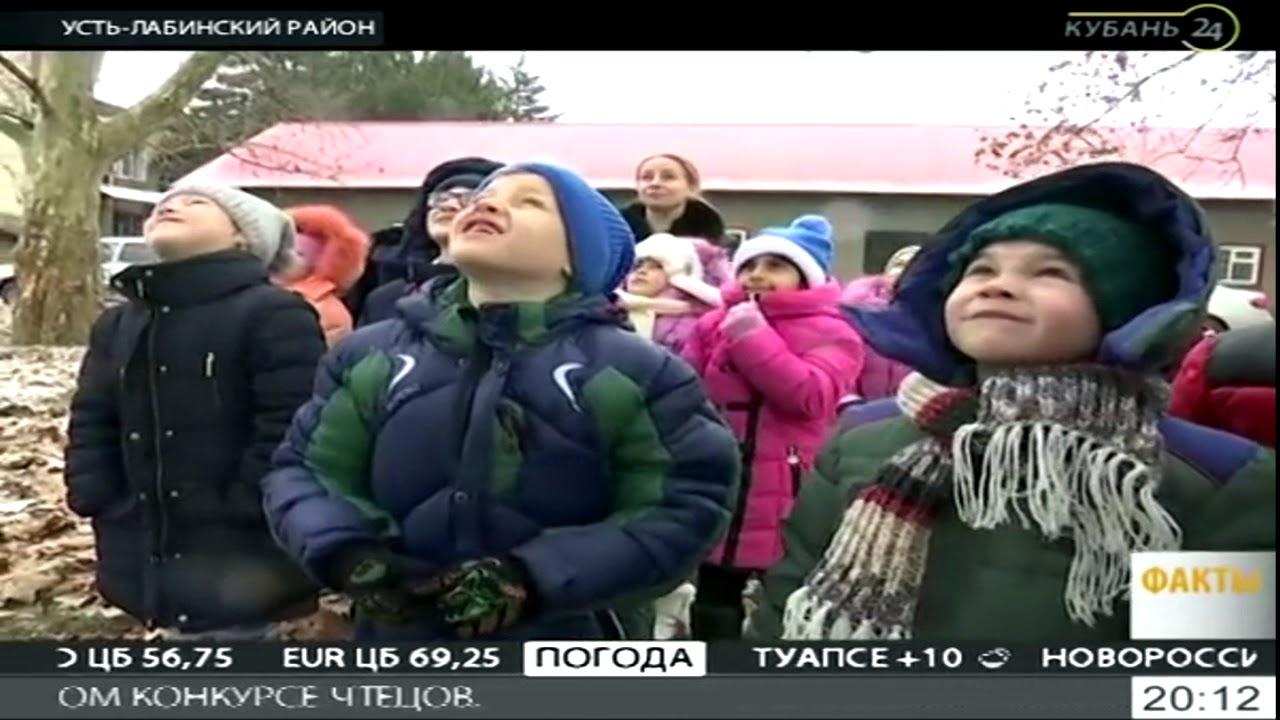 В Усть-Лабинском районе приютили дальневосточных белок