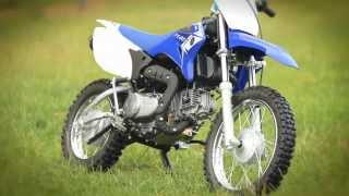 7. MXTV Bike Review - 2014 Yamaha TTR 110