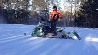 5. 2013 XF1100 Review SnoPro Arctic Cat Turbo 177 hp Eddie Vegas Fun Rocket