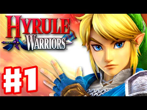 link - Hyrule Warriors Gameplay Walkthrough Part 1! Thanks for every Like and Favorite on Hyrule Warriors! Part 1 features gameplay of Link in Hyrule Field with the King Dodongo Boss Fight! I'm ZackScott...