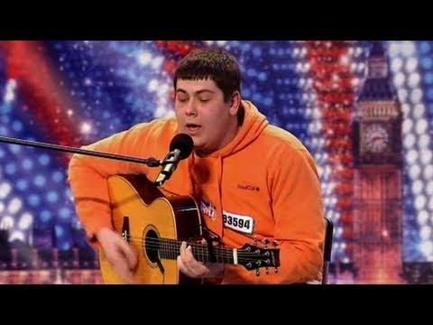 collings - Britain's Got Talent: 19-year-old IT Engineer Michael certainly has an entertaining story, and - with an interesting choice of clothes - the audience and jud...
