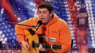 Video Michael Collings - Britain's Got Talent 2011 Audition - itv.com/talent MP3, 3GP, MP4, WEBM, AVI, FLV Mei 2018