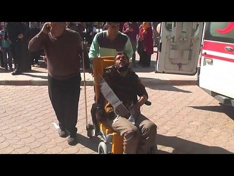 Najmanje 60 poginulih u bombaškom napadu u Al Babu (VIDEO)