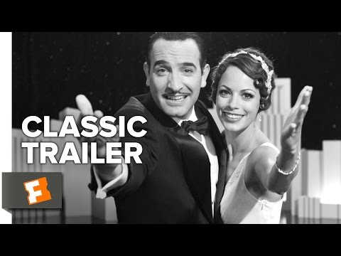 The Artist (2011) Official Trailer - Jean Dujardin, Bérénice Bejo Movie HD