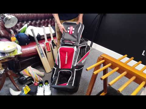 Gray-Nicolls Predator 3 Pro Cricket Duffle Bag Review