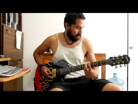 Exhorder - Desecrator - Guitar Cover