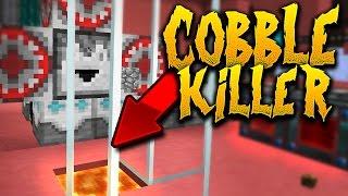 THIS MACHINE KILLS COBBLE (Troll)!! - Troll Craft