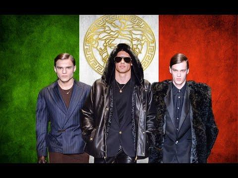 Milan - Fashion week - Versace - English
