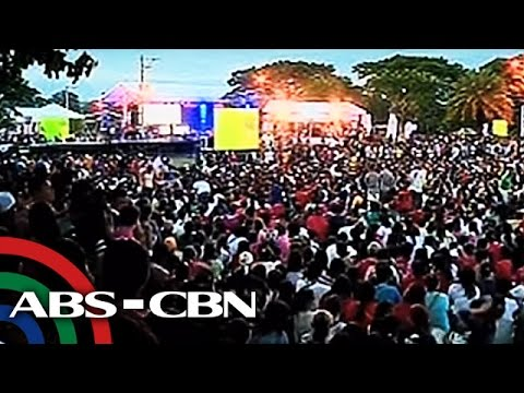 TV Patrol: Libu-libo Dumagsa Sa 'Du31' Thanksgiving Party