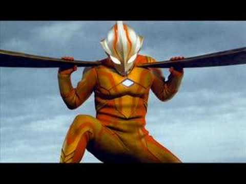 Ultraman Mebius Theme Song