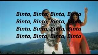 Alonzo Binta Paroles