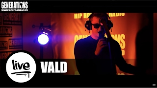 Video VALD - Acacia (Live des studios de Generations) MP3, 3GP, MP4, WEBM, AVI, FLV November 2017