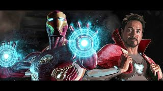 Nonton Avengers Infinity War Part 2 Title   Iron Man Doctor Strange Scene Explained Film Subtitle Indonesia Streaming Movie Download