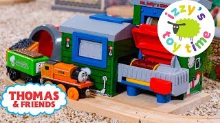 Video THOMAS TRAIN NEW HOUSE GRAB BAG! Thomas and Friends with Brio and Trackmaster | Toy Trains for Kids MP3, 3GP, MP4, WEBM, AVI, FLV Juli 2017