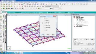 STAAD Pro Tutorials - RCC Slab Design ( Day 7 ) ( Civil Engineering )