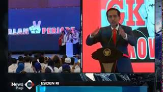 Video Marah!! Jokowi Semprot Prabowo Tanggapi Indonesia 2030 Bubar - iNews Pagi 08/04 MP3, 3GP, MP4, WEBM, AVI, FLV Maret 2019