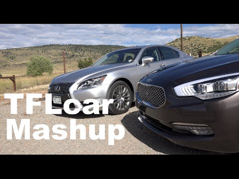 2015 KIA K900 vs Lexus LS 460 Matchup Review: And the Ultimate Asian Luxury car Is…
