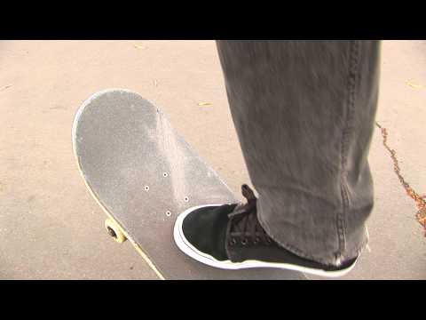 KICKFLIP SKATE SUPPORT BY AARON KYRO (видео)