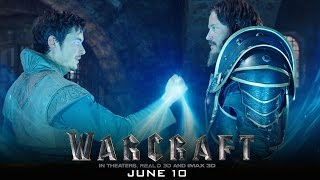 Check out the latest Warcraft HD TV Spot Trailer