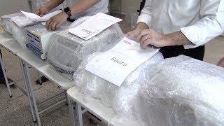 Respiradores são consertados e voltam a ser usados em hospitais