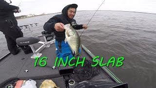 Video Crappie Fishing in Texas | Lake Fork MP3, 3GP, MP4, WEBM, AVI, FLV Mei 2019