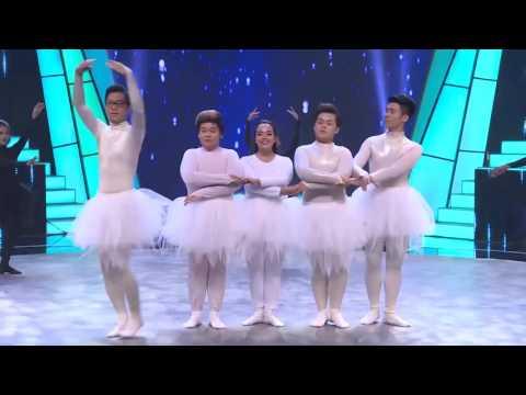 TOP 5 BƯỚC NHẢY NGÀN CÂN 2016 TẬP 9