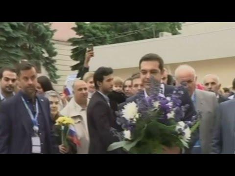 Α.Τσίπρας : «Η Ελλάδα δίνει γενναία μάχη αυτή την περίοδο»
