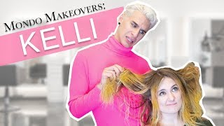 Video A CONDITION TOOK AWAY HER ABILITY TO BE A HAIRDRESSER. THIS MAKEOVER BROUGHT HER CONFIDENCE BACK! MP3, 3GP, MP4, WEBM, AVI, FLV Januari 2019