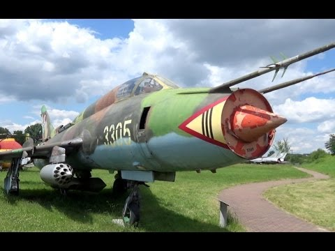 The Sukhoi Su-17 (NATO reporting...