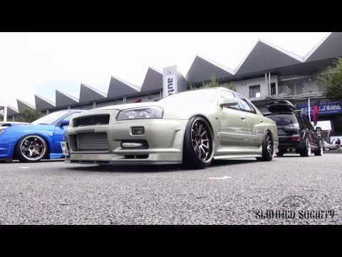 SLAMMED SOCIETY JAPAN   HELLA FLUSH 2013 Shoot & Edit Staddict c c