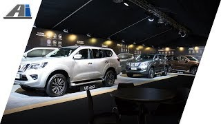 Video See the 2018 Nissan Terra up-close at Nissan Intelligent Mobility Tour MP3, 3GP, MP4, WEBM, AVI, FLV Desember 2018