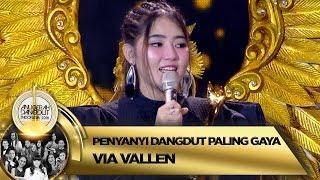 Download Video Selamat! Via Vallen Terpilih Menjadi Penyanyi Dangdut Paling Gaya - ADI 2018 (16/11) MP3 3GP MP4