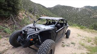 7. 500 mile Maverick X3 rs Turbo Update